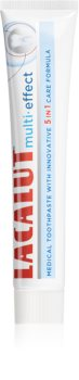 Lacalut Multi effect dentifrice blanchissant soin complet