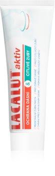 Lacalut Aktiv Zahnpasta zum Schutz von Zähnen und Zahnfleisch