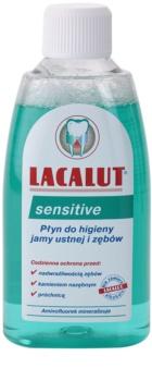 Lacalut Sensitive Mouthwash For Sensitive Teeth