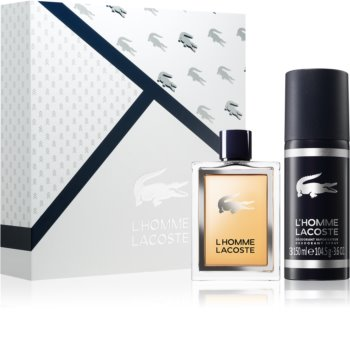 Lacoste L'Homme Lacoste Gift Set for Men