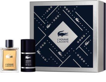 Lacoste L'Homme Lacoste darčeková sada VI. pre mužov