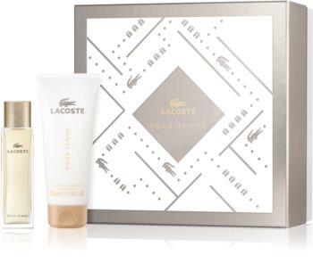 Lacoste Pour Femme set cadou XII. pentru femei