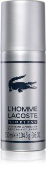 Lacoste L'Homme Lacoste Timeless deodorante spray per uomo