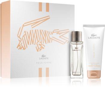 Lacoste Pour Femme Geschenkset I. für Damen