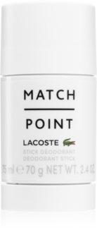 Lacoste Match Point deodorante stick per uomo