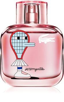 Lacoste Eau de Lacoste L.12.12 Pour Elle Sparkling x Jeremyville toaletna voda za ženske