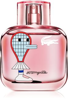 Lacoste Eau de Lacoste L.12.12 Pour Elle Sparkling x Jeremyville toaletní voda pro ženy