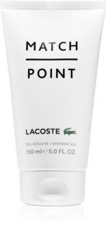 Lacoste Match Point гель для душу для чоловіків