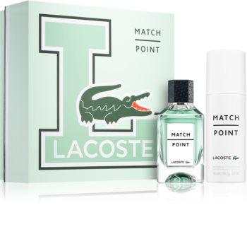 Lacoste Match Point zestaw upominkowy I.