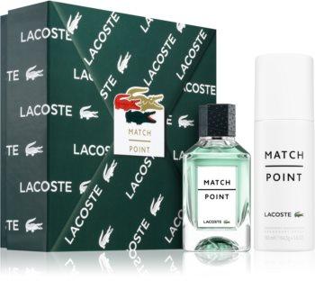 Lacoste Match Point Lahjasetti (Miehille) III