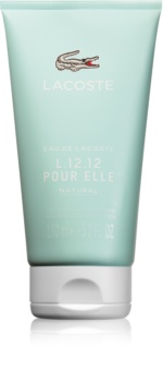 Lacoste Eau de Lacoste L.12.12 Pour Elle Natural sprchový gél pre ženy