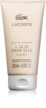 Lacoste Eau de Lacoste L.12.12 Pour Elle Elegant sprchový gél pre ženy