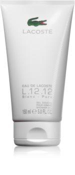 Lacoste Eau de Lacoste L.12.12 Blanc gel de duche (sem caixa) para homens