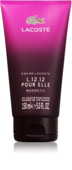 Lacoste Eau de Lacoste L.12.12 Pour Elle Magnetic gel za tuširanje za žene