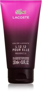 Lacoste Eau de Lacoste L.12.12 Pour Elle Magnetic sprchový gél pre ženy