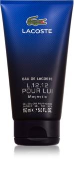 Lacoste Eau de Lacoste L.12.12 Magnetic sprchový gél pre mužov