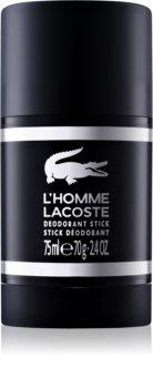 Lacoste L'Homme Lacoste deodorante stick per uomo