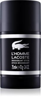 Lacoste L'Homme Lacoste dezodorant w sztyfcie dla mężczyzn