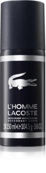 Lacoste L'Homme Lacoste desodorizante em spray para homens