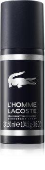 Lacoste L'Homme Lacoste dezodorans u spreju za muškarce