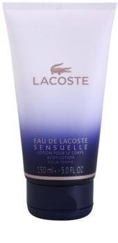 Lacoste Eau de Lacoste Sensuelle leche corporal para mujer 150 ml