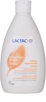 Lactacyd Femina émulsion apaisante pour toilette intime