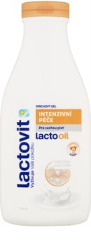 Lactovit LactoOil нежен душ гел