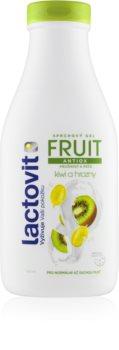 Lactovit Fruit gel de douche nourrissant