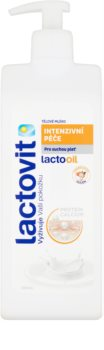 Lactovit LactoOil latte idratante corpo