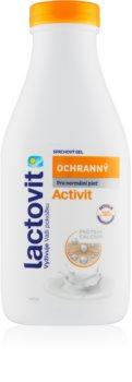 Lactovit Activit zklidňující a ochranný sprchový gel