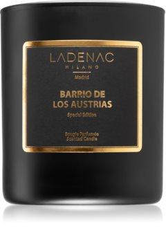 Ladenac Barrios de Madrid Barrio de Los Austrias scented candle
