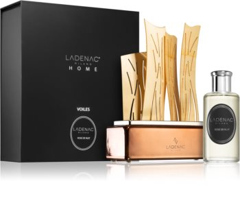 Ladenac Urban Senses Voiles Rose De Nuit aroma diffuser with filling
