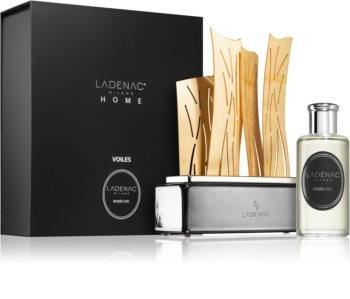Ladenac Urban Senses Voiles Boisée chic aroma diffuser with filling