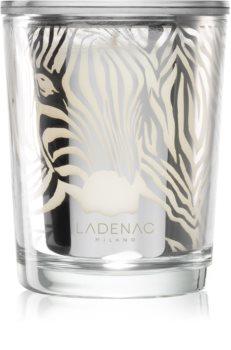 Ladenac Africa Zebra Camouflage illatos gyertya