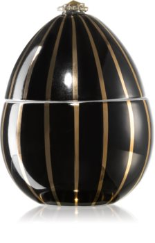 Ladenac Faberger Huevo Golden Lines Black geurkaars