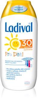 Ladival Kids dječje mlijeko za sunčanje SPF 30
