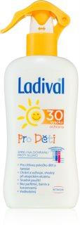 Ladival Kids spray pentru protectie solara pentru copii SPF 30