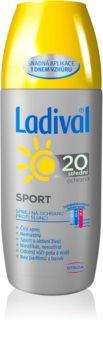 Ladival Sport защитный спрей против солнечного излучения SPF 20
