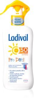 Ladival Kids детский спрей для загара SPF 50