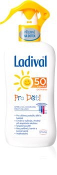 Ladival Kids spray solar para niños SPF 50