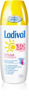 Ladival Citlivá Pokožka ochranný sprej proti slunečnímu záření SPF 30