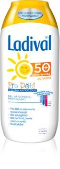 Ladival Kids schützende Gel-Creme zum Bräunen gegen Sonnenallergie SPF 50+