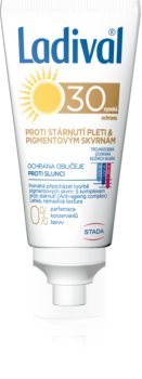 Ladival Anti-aging & Dark Spots napozókrém arcra SPF 30