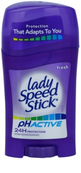 Lady Speed Stick PH Active antitranspirante sólido