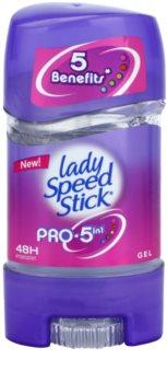 Lady Speed Stick Pro 5 in1 antitranspirante gelatinoso