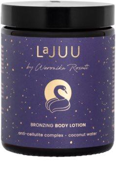 Lajuu Bronzing Body Lotion bronzující mléko na tělo