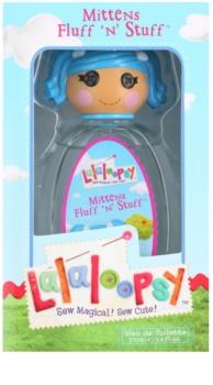 Lalaloopsy Mittens Fluff 'n' Stuff eau de toilette para niños 100 ml