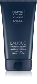Lalique Hommage À L'Homme Voyageur gel de duș pentru bărbați
