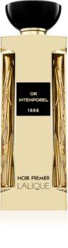 Lalique Noir Premier Or Intemporel parfumovaná voda unisex