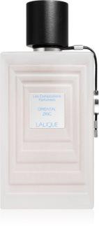 Lalique Les Compositions Parfumées Oriental Zinc Eau de Parfum mixte